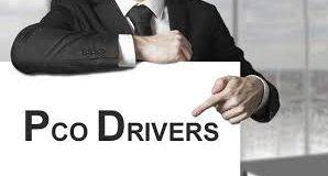 PCO Drivers Needed