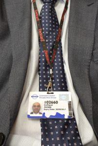 PCO Badge