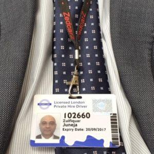 Zedcarz PCO Badge