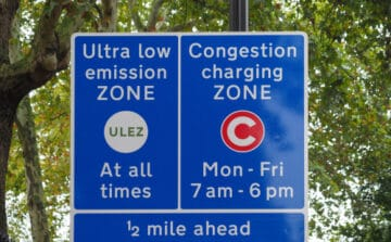 Congestion Charge Rise London