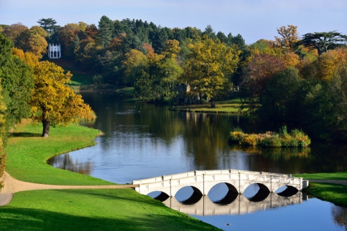 Painshill - days out in Surrey