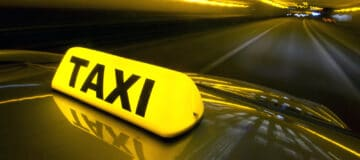 Difference between taxi and minicab